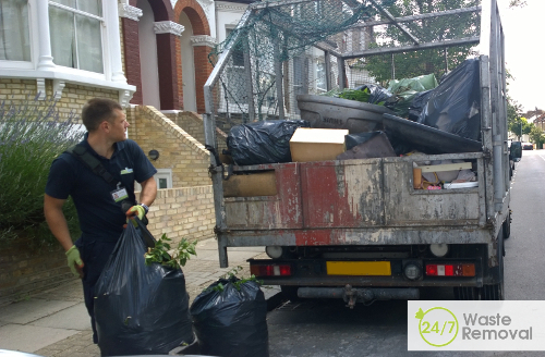 Garden Clearance by 24/7 Waste Removal