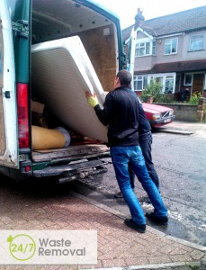 mattress disposal in London