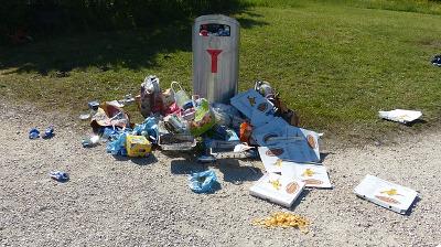 Waste Management Fines