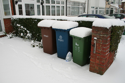 Waste Collection in Winter