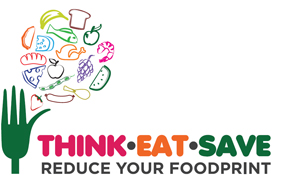 Think.Eat.Save Logo