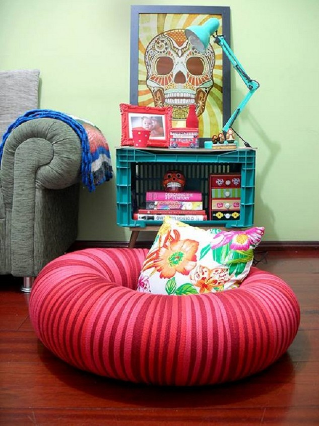 29 creative tyres upcycling projects and ideas