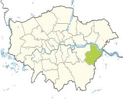 London Borough of Bexley