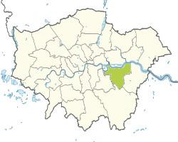 London Borough of Greenwich