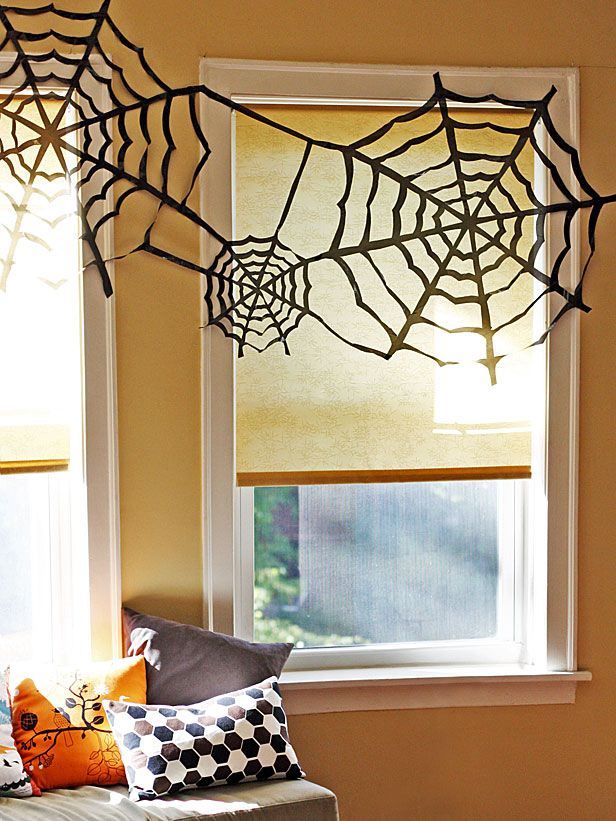 Homemade Halloween Decorations Out Of Garbage Bags 24 7