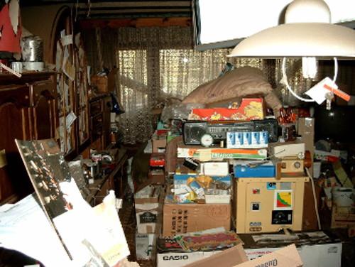 compulsive hoarding disorder